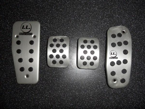 Fußpedalsatz von IL Motorsport