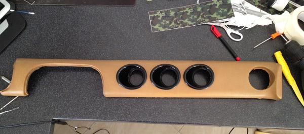Kg Works Instrument Panel DIY !