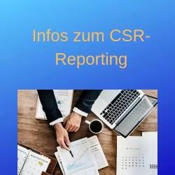 Infos zum CSR-Reporting