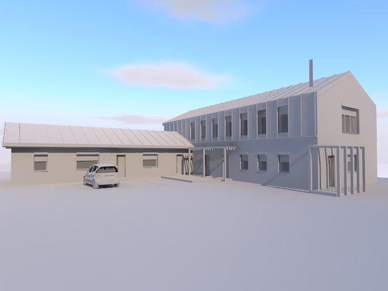 projekt koncepcyjny klubu sportowego