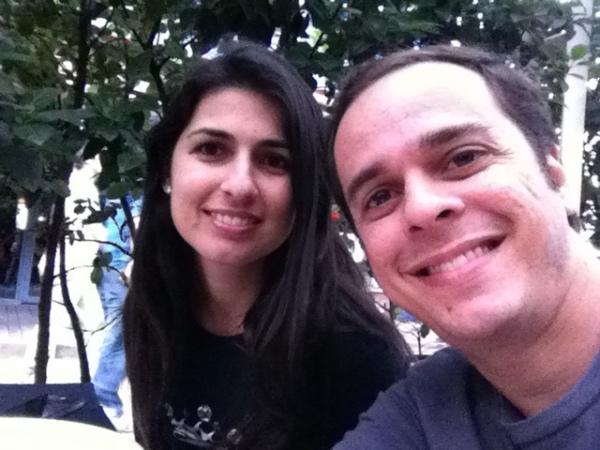 Jantando no El Palenque!