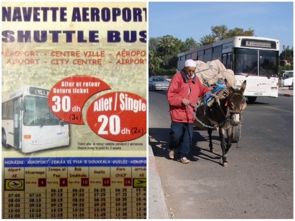 Shuttle Bus Marrakech Transport