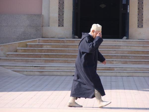 Tipico Marroquino na Avenue Mohammed VI