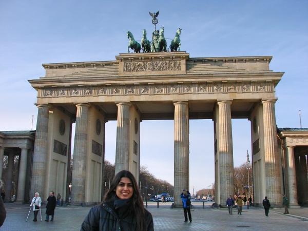 Berlim Brandenburger Tor