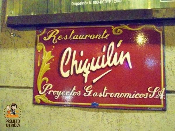 Restaurante Chiquilin