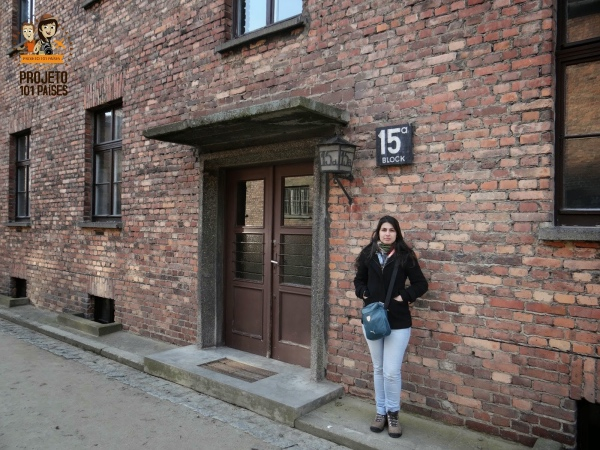 Bloco 15 Auschwitz