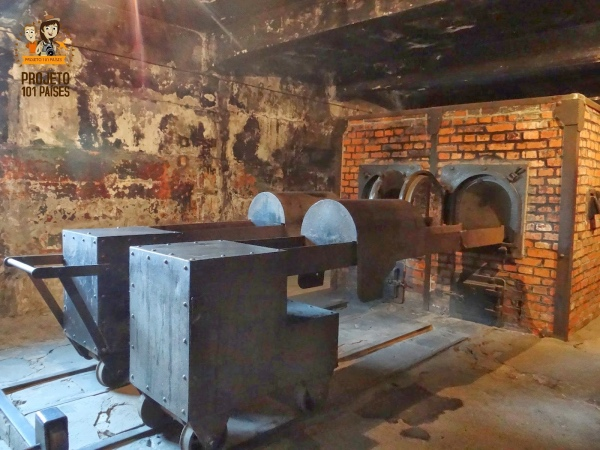 Crematorios Auschwitz