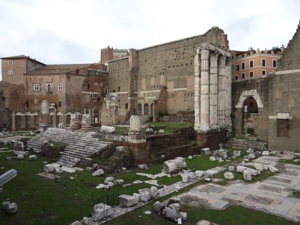 O Fórum de Augustus