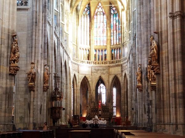 Interior Catedral Sao Vito