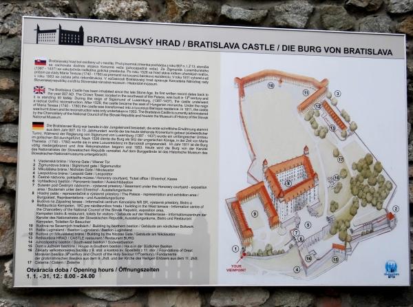 O mapa do castelo