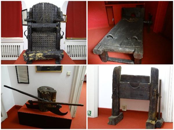 Museu da Tortura Medieval Praga