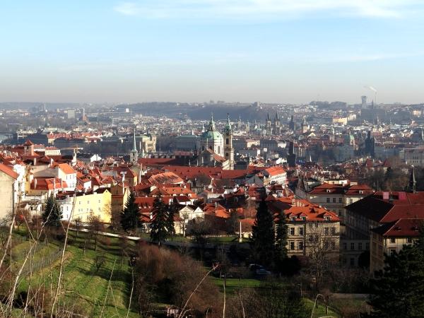 Petrin Hill Praga