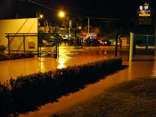 Chuva em Cuiaba