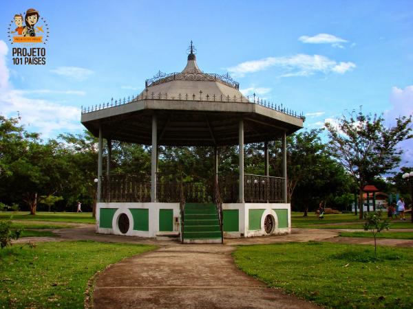 Coreto Parque Mãe Bonifácia