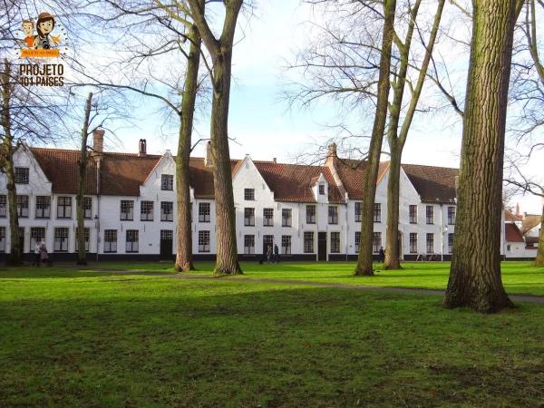Casas da comunidade monástica: Béguinage