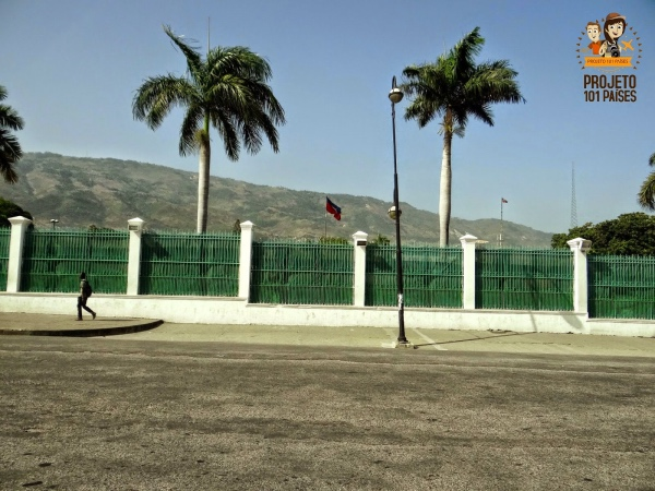 Palacio Presidencial do Haiti