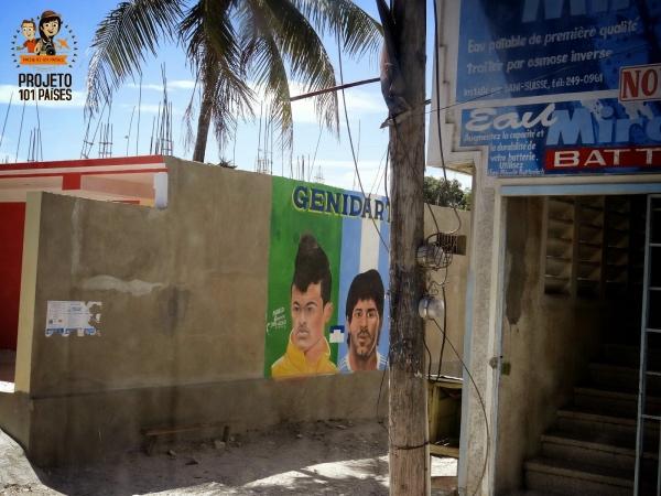Porto Principe Haiti Casas