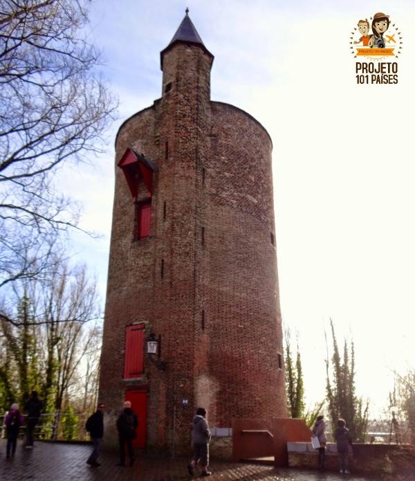 A torre de pólvora
