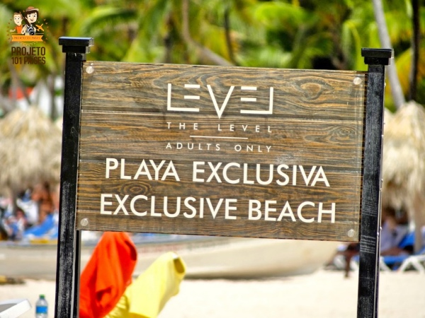 Praia Exclusiva The Level