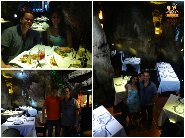 Restaurante El Meson de La Cava Santo Domingo