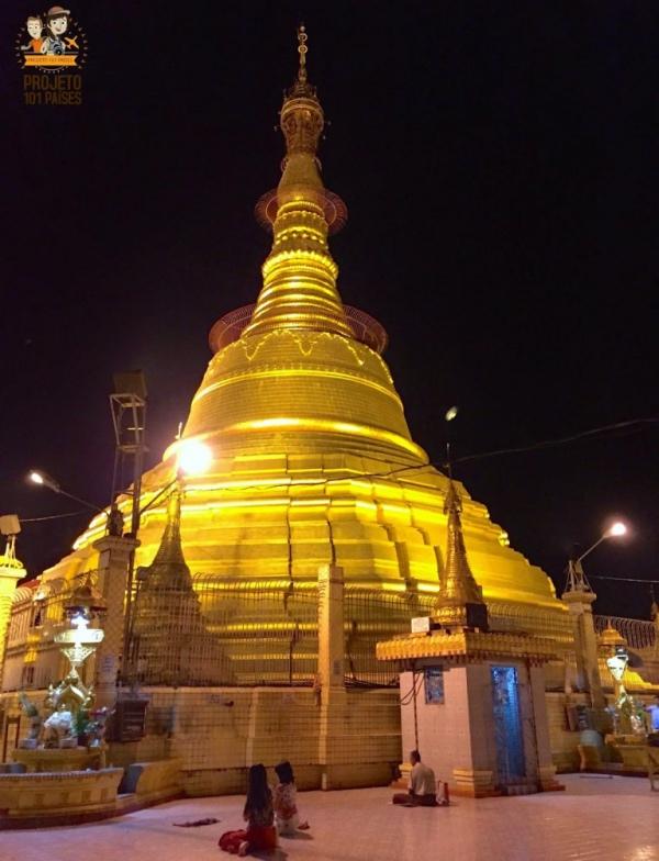Botataung Pagoda Yangon