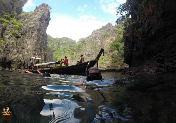 Mergulho em Pi Leh Cove