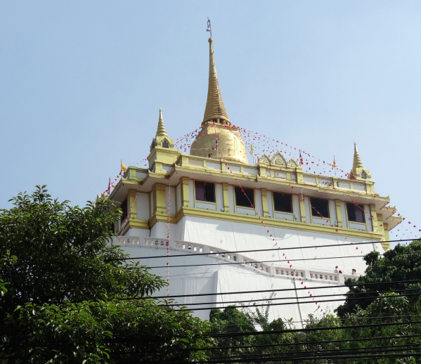 Golden Mount & Wat Saket