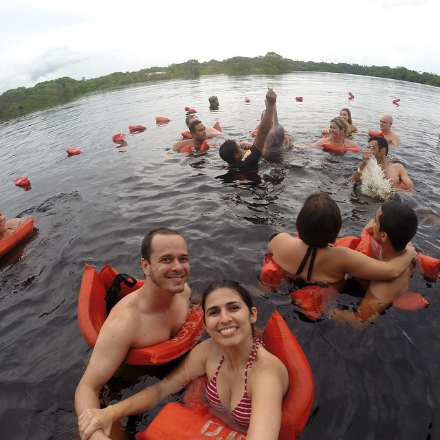 Experiência incrível na Floresta Amazônica!