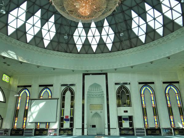 Masjid As-Syakyrin