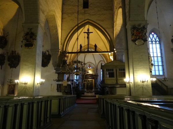 St. Mary's Church Tallinn