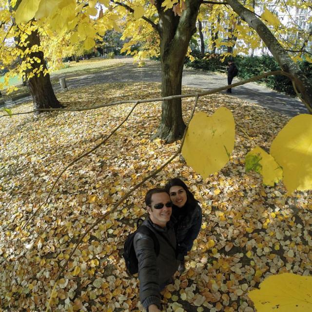 Outono em Zurique!