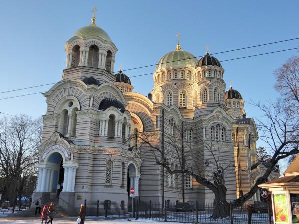 Nativity Cathedral Riga