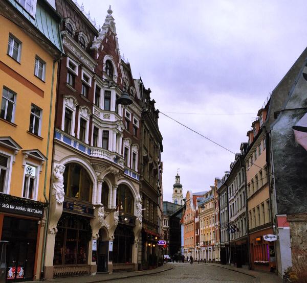 Tirgonu iela