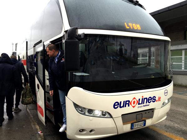 Ônibus Baltour Eurolines