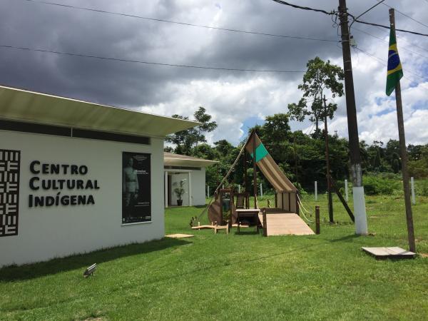 Centro Cultural Indígena