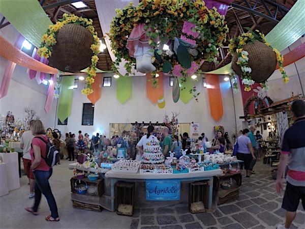 Bazar Osterfest Blumenau