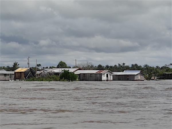 Comunidadas ribeirinhas Amazônia