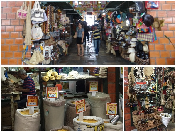 Manaus - Mercado Municipal