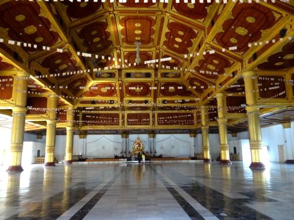 Atumashi Monastery Mandalay