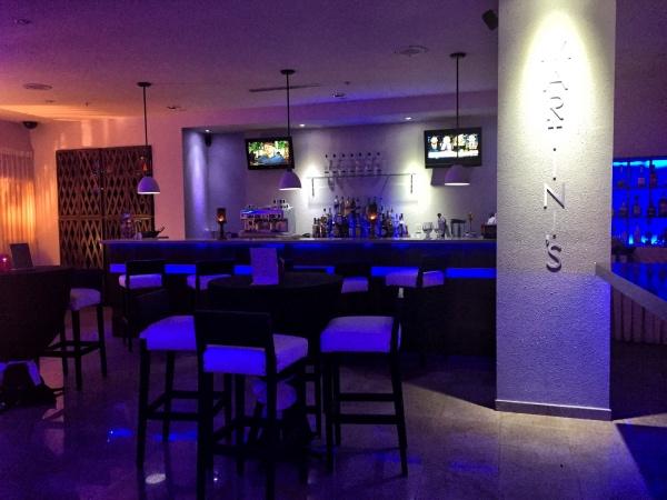 O charmosinho bar!