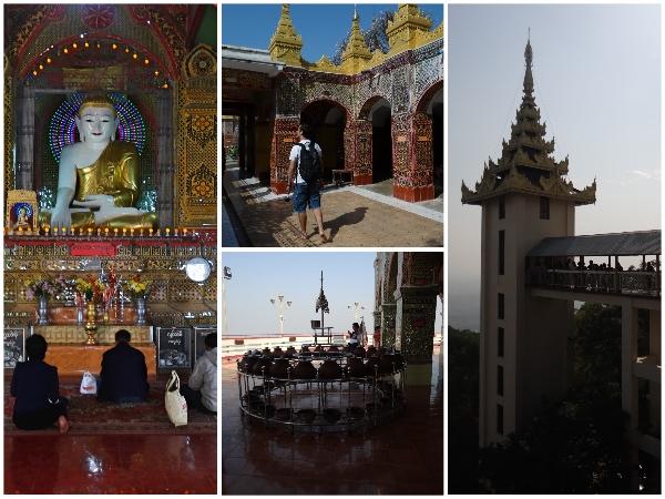 Burma Mandalay Hill