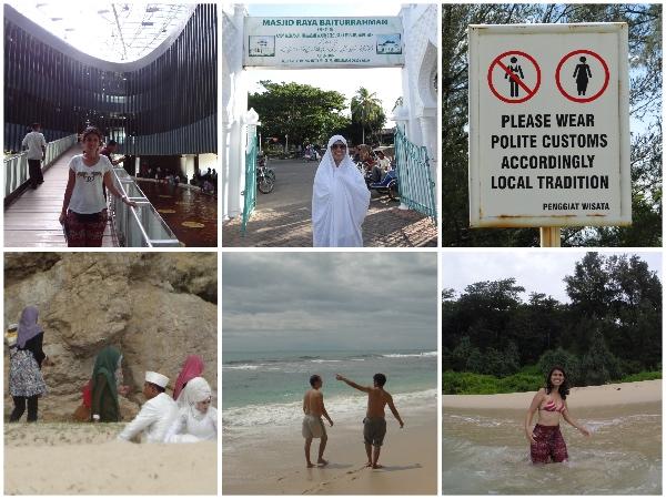 Roupas em Banda Aceh Indonesia
