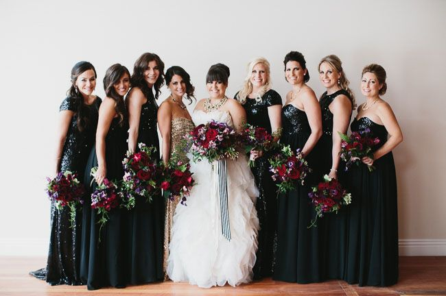 Seasonal-Black-Bridesmaid-Dresses