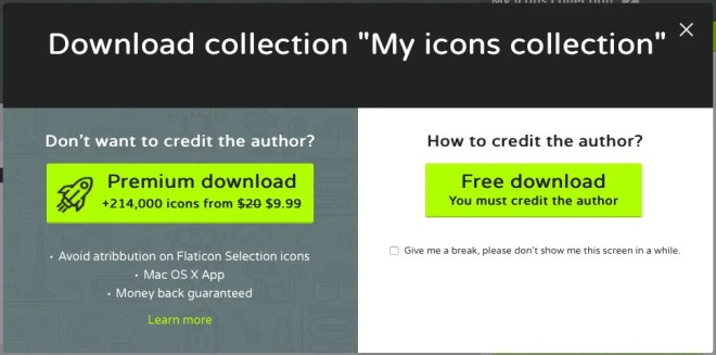 flaticon free download domoticz