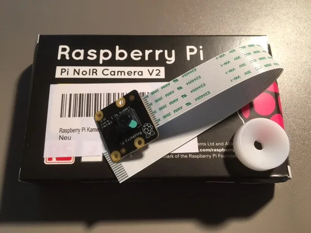 camera originale raspberry pi noir v2
