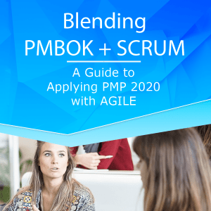Blending PMBOK SCRUM