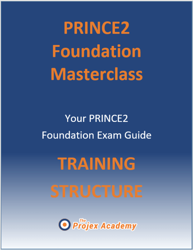 PRINCE2 Foundation Course Training Structure