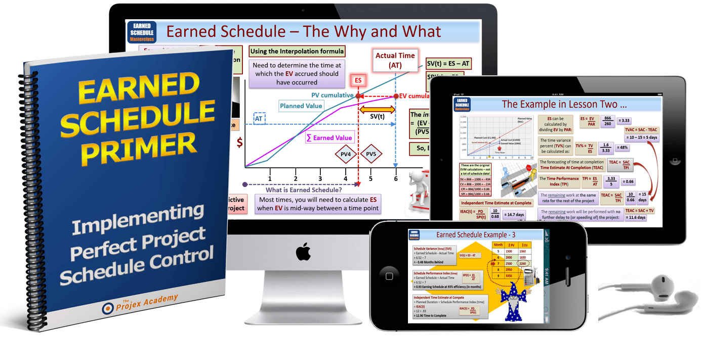 Welcome to Project Management Earned Schedule