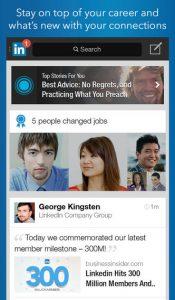Linkedin Today para criação de reputação digital