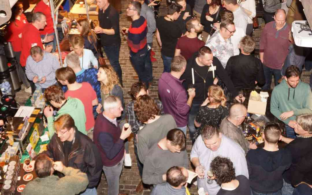 27 januari 2019 Winterbierfestival Leiden